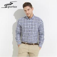 Winter Flannel Mens Casual Brushed Shirt Custom Colors Anti Pilling Featuring