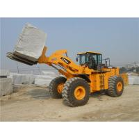 199KW 16- 32 Ton Diesel Operated Forklift Marble Granite Moving Equipment