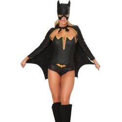 China Hero Costumes Wholesale Spandex PVC Black Sexy Dark Hero Costume with size S to XXL on sale