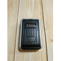Outside Metal Wall Mounted Key Lock Box Storage 10 Key with Solid Zinc