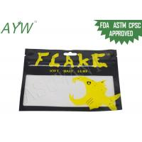 Barrier Protection Fishing Worm Bag For Soft Bait Lure ,  Freshness Lure Bags StorageFor Fishing