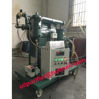 wholesale insulating cable oil filtration and purification machine with moisture tester