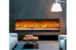 appareil de chauffage de chemin e de mur de d cor de restaurant avec l 39 ext rieur chemin e. Black Bedroom Furniture Sets. Home Design Ideas