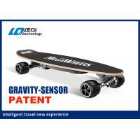 36V Smart Self Balancing Electric Skateboard Four Wheel 1000W Instantaneous Power