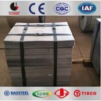 SS Stainless Steel 316 Plate / 2mm 3mm Thin Stainless Steel Sheeting