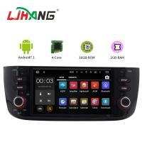 Android 7.1 car radio touch screen dvd player with 3g wifi BT AM FM