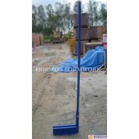 Adjustable Guardrail Post For Safe Working Protection In Slab Formwork  Scaffolding Systems
