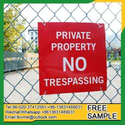 China Rockford galvanized chain link fence LaSalle hot sale link mesh fencing on sale