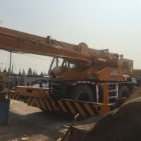 Hitachi crane 50 ton crawler crane