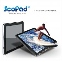 SCOPAD SP1031/SP1032, 10  inch Tablet PC (Android2.3, Capacitive screen , 1.2Ghz CPU,512MB RAM,8G memory,WIFI,3G, Bluetooth, Camera)