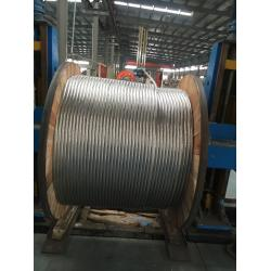 China Concentric-lay-stranded aluminum-clad steel conductors on sale