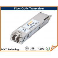 High Speed 100G Fiber Optic Transceiver QSFP28 Multimode SFP Transceiver Module