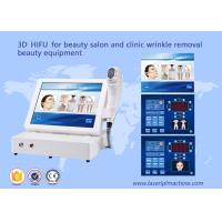 Portable HIFU Vaginal Tightening Machine , Non Surgical HIFU Facelift Machine