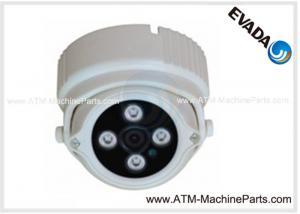 CCTV Night Vision Dome ATM Camera Parts , ATM Machine Components