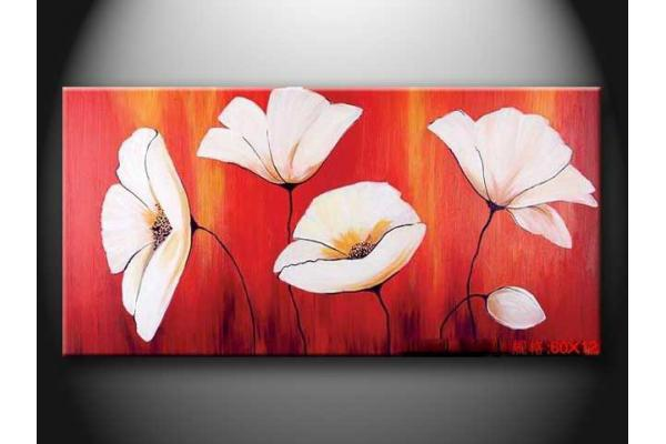 china cheap flower indoor interior paint handmade oil painting wall. Black Bedroom Furniture Sets. Home Design Ideas