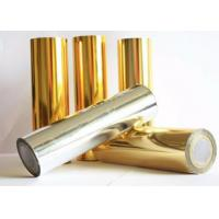 Chemical Resistant Polyester Laminating Film, Reliable Aluminized PET Film