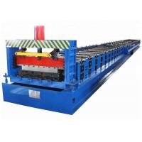 Building Material Metal Floor Deck Roll Forming Machine with 2 Years Warranty