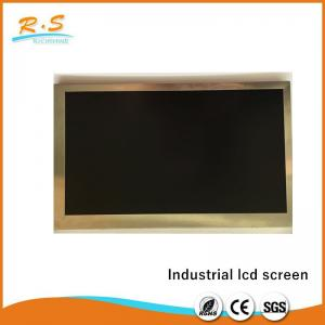 China 7 inch industral TFT lcd panel with wide temperture Brightness 400 cd/m2 G070VW01 V0/v1 supplier