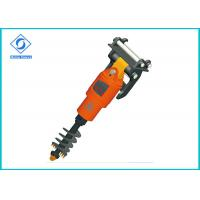 HF18 / HFE18 Series Earth Auger Drilling Machine General Auger Bit Teeth For Excavators