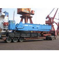 Heavy Lifting QUY450 Hydraulic Crawler Crane, 60 Ton And Jib Length 35m
