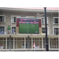 12 Sport Wall Mounted Outdoor Full Color Led Display ,Epistar + silan Chip IP65