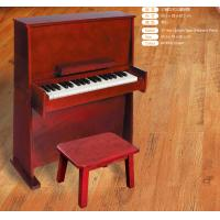 37 Key Solidwood Upright Childrens Wooden Piano With Stool , Music Sheet US37B