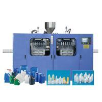 HDPE Yoghurt Bottle Milk Bottle Blowing Machine , Plastic Bottle Production Machine