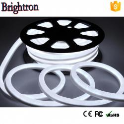 China High brightness wearable cob led lighting color changing led neon rope light for decorative wooden wagon wheels on sale