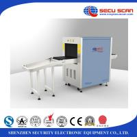 High-Energy / Low Energy 1024 * 1280 Pixel Hotel and School Security X Ray Baggage Scanner For Military installations