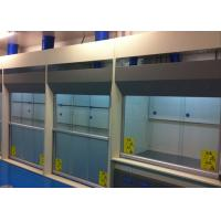 Biological Safety Exhaust Fume Hood , 1300mm Max Opening Chemical Fume Hood