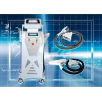 Double screens SHR hair removal machine YAG laser machine , skin rejuvenation machine