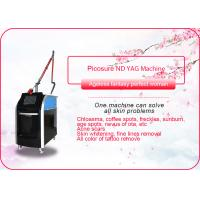 Birthmark / Freckle / Picosure Tattoo Removal Machine / Q Switch Nd Yag Laser Machine
