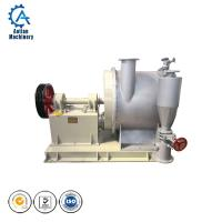 Cheapest single effect fiber separator machine/pulp paper making machine