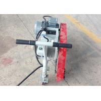 Manual Operation Plane Sanding Machine Color Optional For Metal Surface Grinding