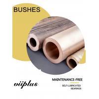 C95400 Solid Lubricant Bearings America Graphite Plugged Oiles Aluminium Bronze Bearing
