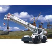 ZOOMLION RT55 Rough Terrain Crane/55tons Rough Terrain Crane