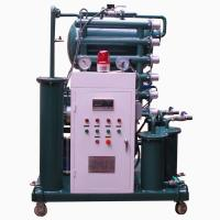 1200 Liters/Hour Single-Stage Vacuum Best Quality Transformer Oil Treatment Machine