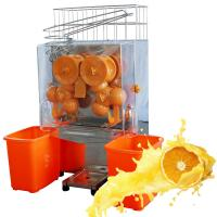 automatic stainless steel orange juice machine ,electric citrus juicer for sale