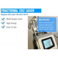 High Energy CO2 Fractional Laser Machine For Skin Scar Removal / Acne Treatment