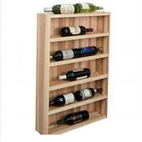 Wooden Display Stand for Promotion of Wine Alcohol Beer and So on