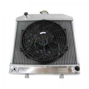 SBA310100031 Compact Tractor Radiator with Fan For Ford New Holland NH 1000 1500 1600 1700