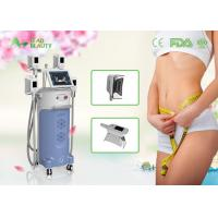 Zeltiq Cool Sculpting , Cryolipolysis Slimming Machine With 5 Handles For Fat Burning