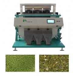 China Precision CCD Bean Color Sorter Equipment 220V / 50HZ For Chickpea Bean on sale