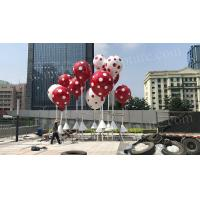Beautiful Giant Balloon Sculpture With Colorful Surface As Outdoor Decoration