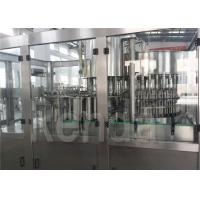 Electric Automatic Water Bottle Filling Machine for Water Bottle Plant CE / ISO