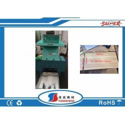 China Water Bottle Crusher / Plastic Crusher Machine With Crushing Chamber 230 X 300 Mm on sale