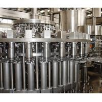 8.63kw Automatic Liquid  Beverage Filling Capping Machines bottling equipment systems