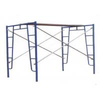 Safety Q235 Tubular Steel Frame Scaffolding For Construction