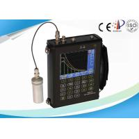 Ultrasonic Non Destructive Testing Equipment , High Resolution Digtal Flaw Detector