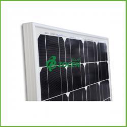 China Commercial Rooftop 150W 18V Custom Solar Panels Monocrystalline on sale